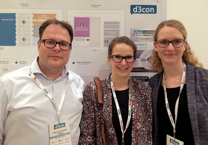 d3con 2015 - Der Fachkongress für Real-Time Advertising und Data Driven Marketing