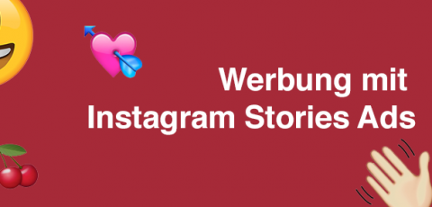 Werbung mit Instagram Stories Ads